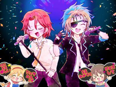 学園バンド「あばろん!」